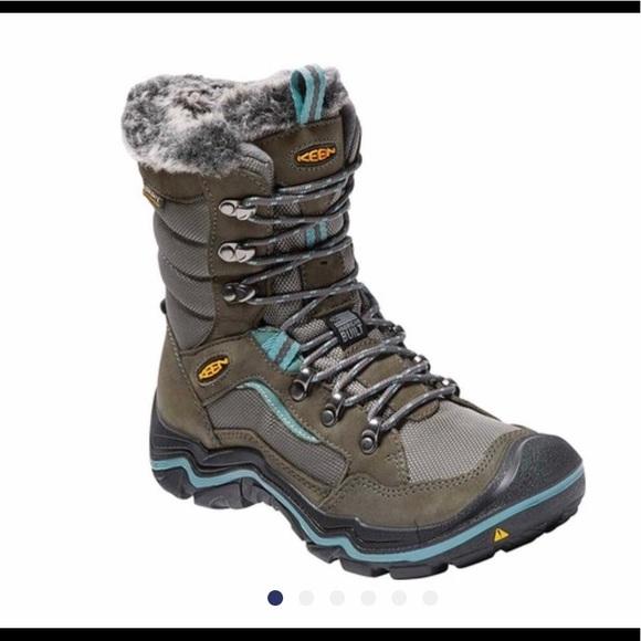 ee94b9eb151 Keen Durand polar boots